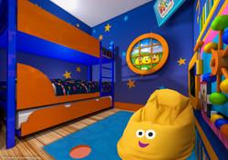 Bugbies kids room