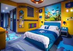 Octonauts room
