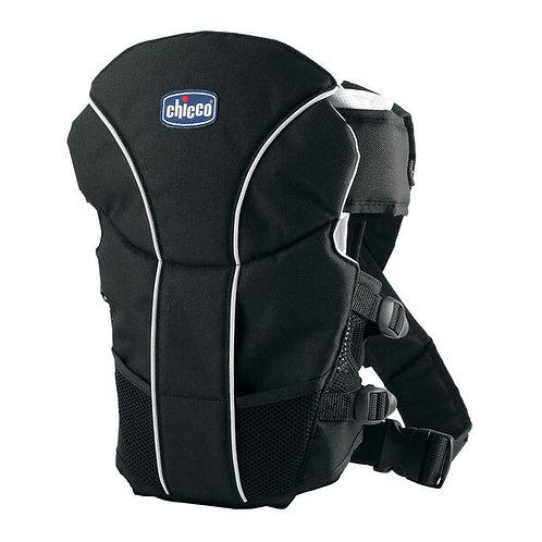 Ultrasoft baby carrier black