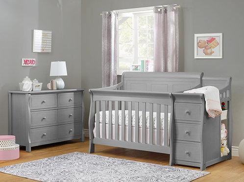 Princeton Elite Panel Crib & Changer