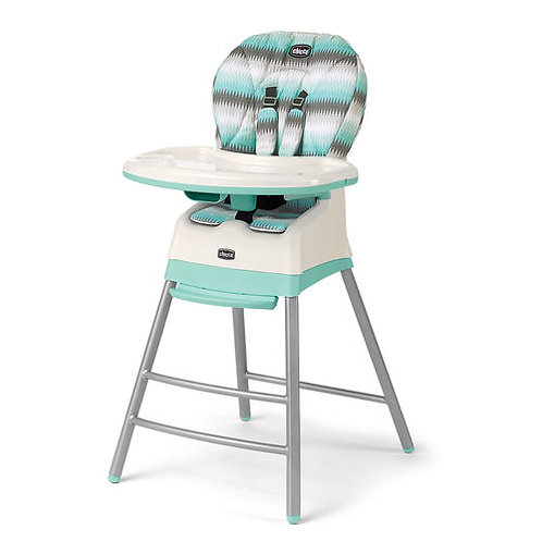Chicco Stack High Chair Modmint