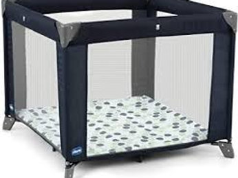 Tot Quad Portable Playpen - Confetti