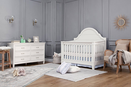 Sulivan Warm White con double dresser