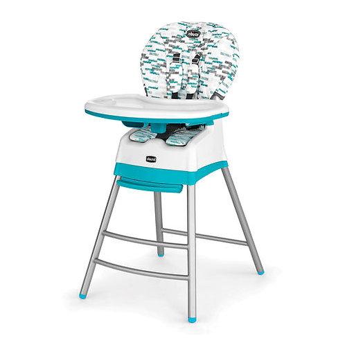 Chicco Stack High Chair Aqua