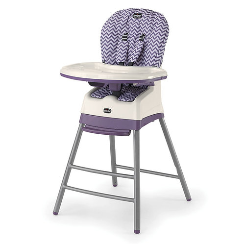 Chicco Stack High chair Mulberry