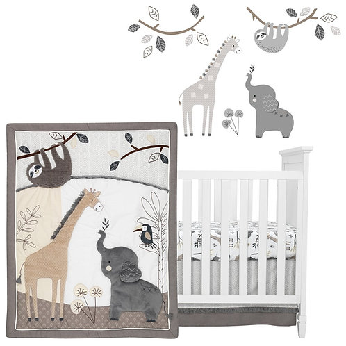 Baby Jungle 4pc set