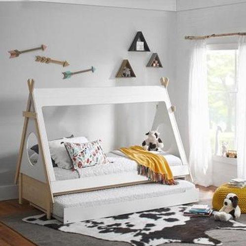 Ti Amo Sierra Teepee Bed & Trundle