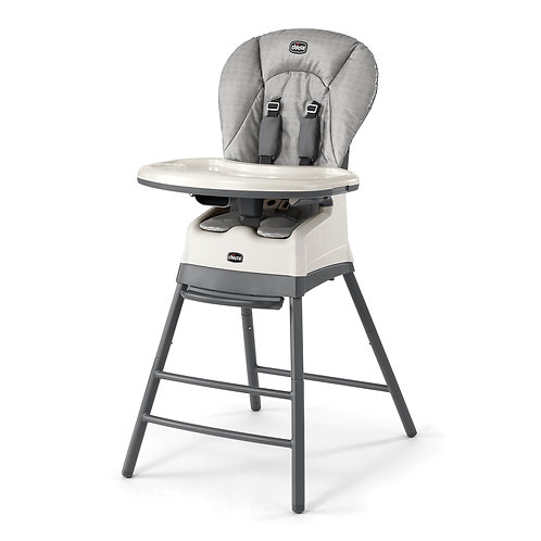 Chicco Stack 3 in 1 Highchair Weave
