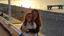 Aurélie et sa maman