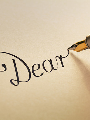Dear Sister...