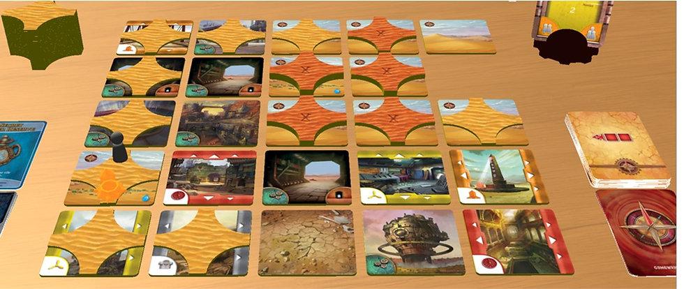 Forbidden_Desert_Gameplay1