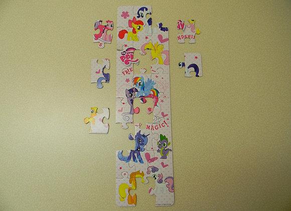 My Little Pony Jigsaw Puzzle