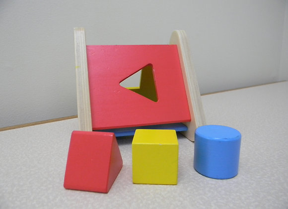 Triangle and Shape Blocks