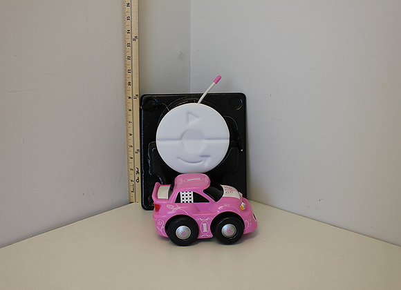 Little Pink Remote Controlled Car