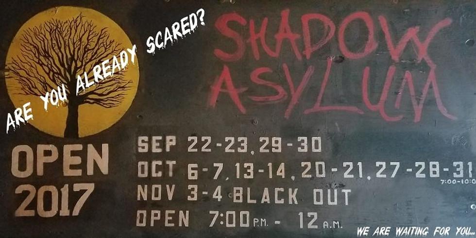Shadow Asylum Haunted House