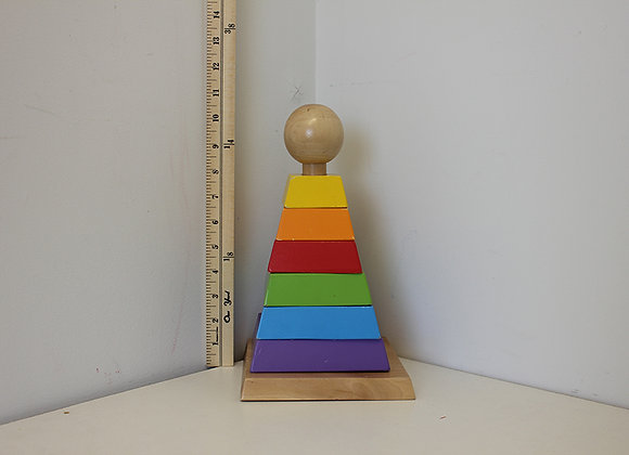 Deluxe Stacking Pyramid