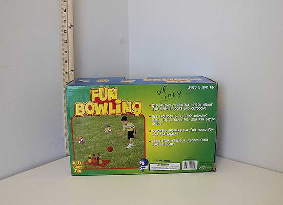 Foam Fun Bowling Set