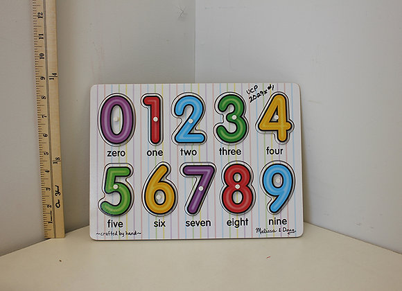See Inside Numbers Puzzle