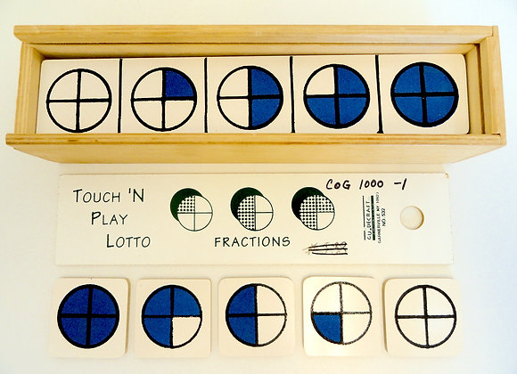 Touch 'n' Play Lotto