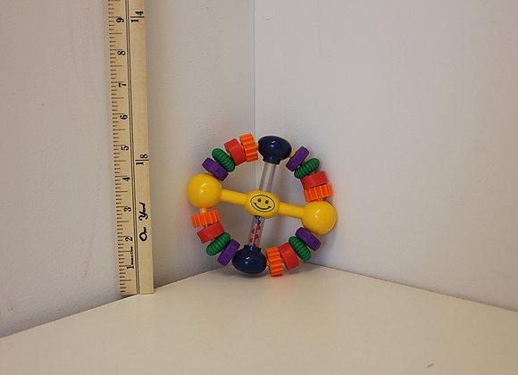 Textured Wheel/Rattle