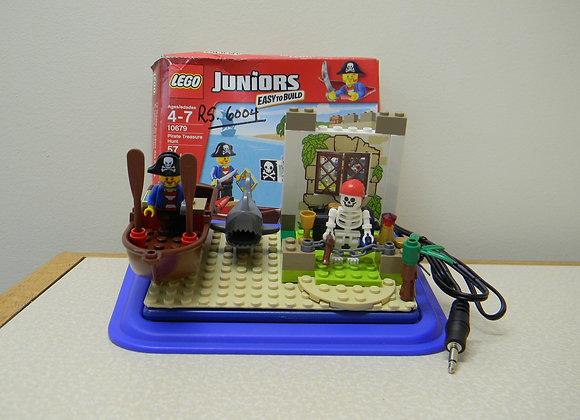 Lego Pirate Treasure Hunt Switch