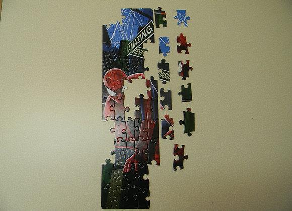 Spider Man Jigsaw Puzzle