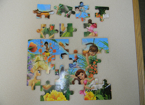Fairy Princess Jigsaw Puzzle