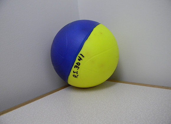 "Small ""Poof"" Basketball"