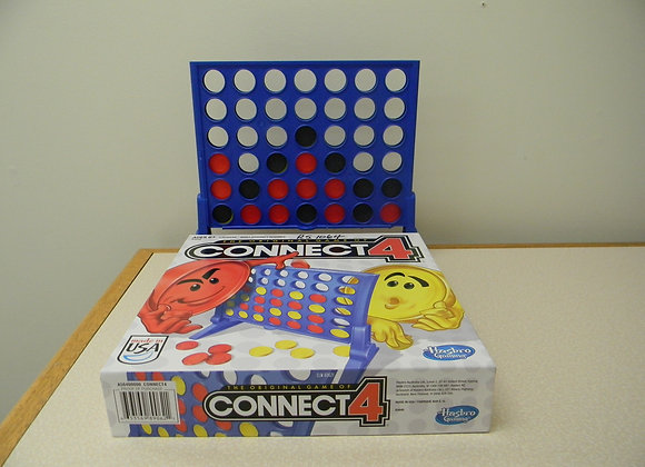Traditional Connect 4 Game