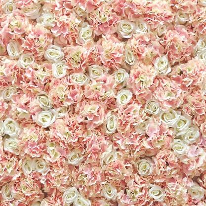 Peach flower wall backdrop mightylinksfo