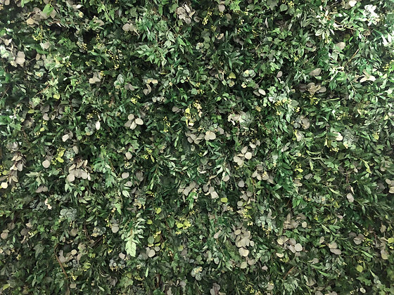 Green Grass Garden Flower Wall Backdrop