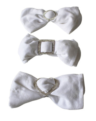Diamond Napkin Holders Hire