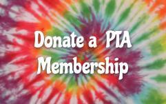 Donate a PTA Membership