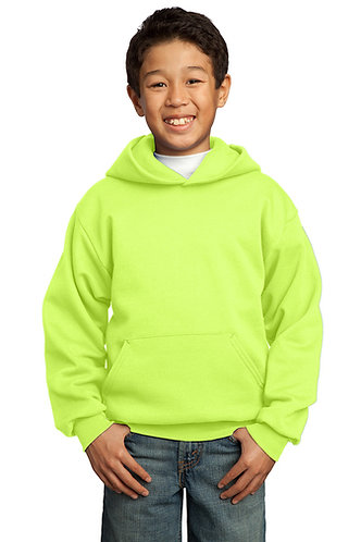 """Smith is Groovy"" Neon Yellow Youth and Adult Hoodie"