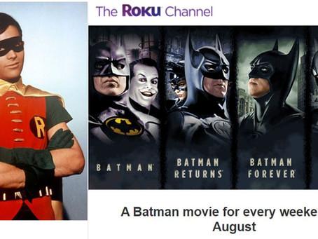 Holy Roku Batman!