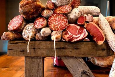 Red Tabke Meats charcuterie