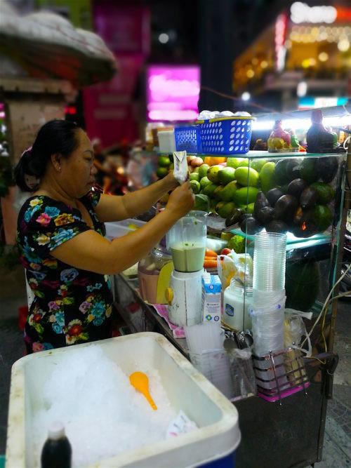 Saigon Avocado Shake