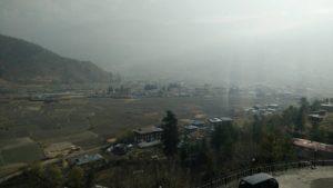 bhutan view paro blurb marketing blog