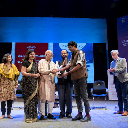 Anuk Arudpragasam wins the DSC Prize for South Asian Literature 2017
