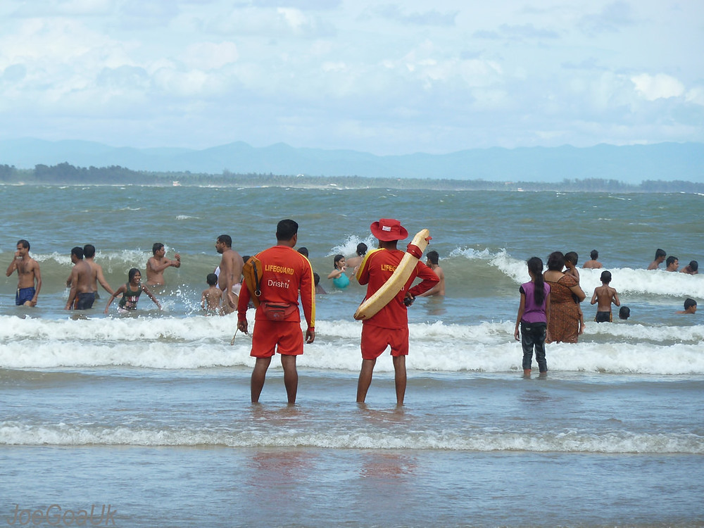 Drishti lifeguard