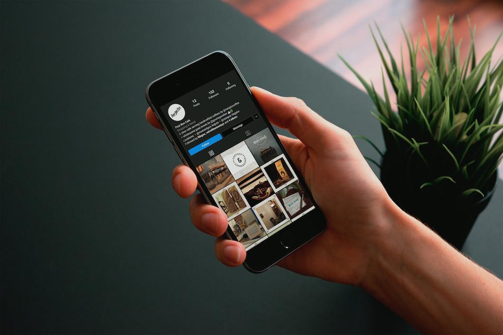 Postbox Cafe Social Media Instagram Feed
