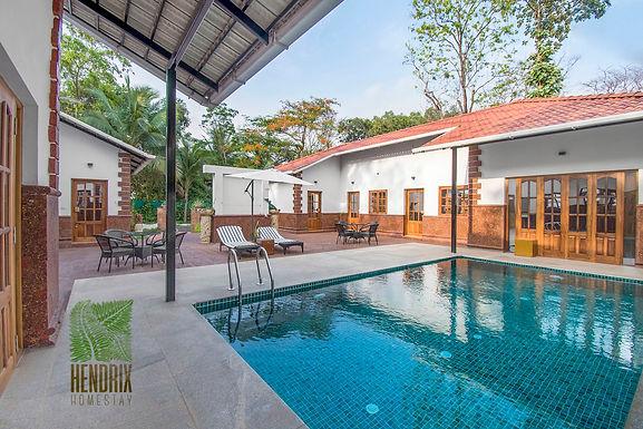 Hendrix Luxury Villa