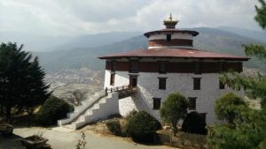 dzong or temple in paro bhutan, Blurb Goa marketing blog