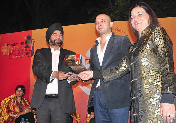 HM Naqvi wins first DSC Prize for South Asian Literature