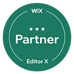 wix partner creator badge