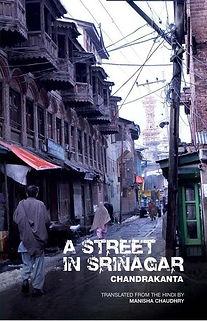 A Street in Srinagar by Chandrakanta, translated by Manisha Chaudhry