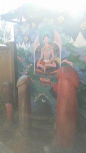 Phallus sacred symbols in Bhutan at the museum in Thimphu, Blurb Goa marketing blog