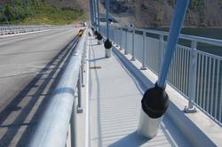 Polyureabehandling bro
