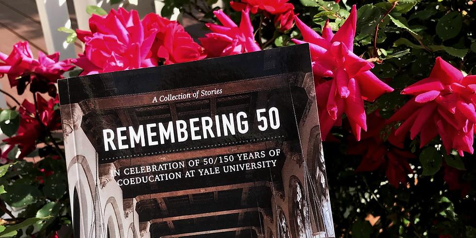 WLI Remembering 50 Book Launch