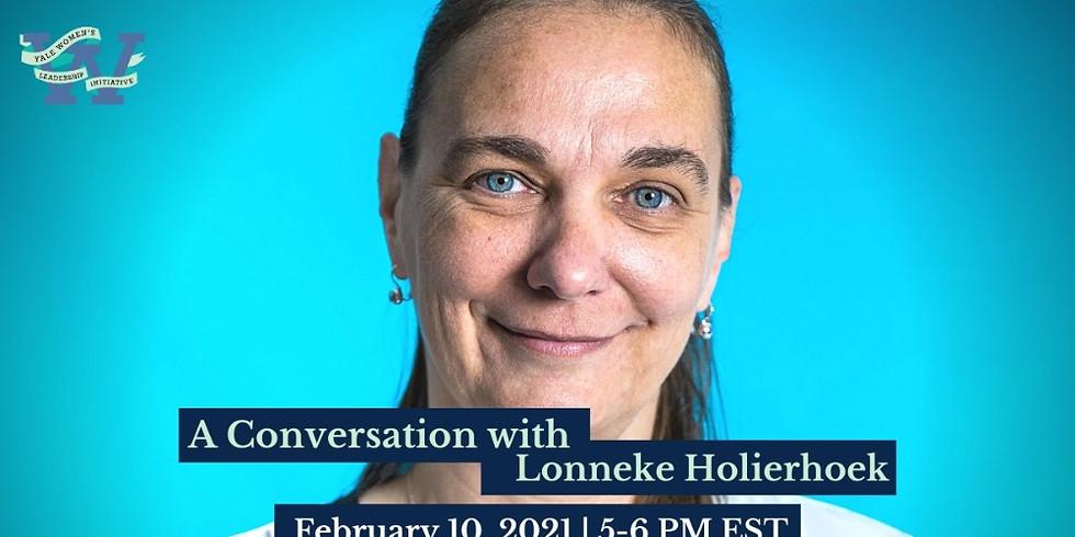 Conversation with Lonneke Holierhoek